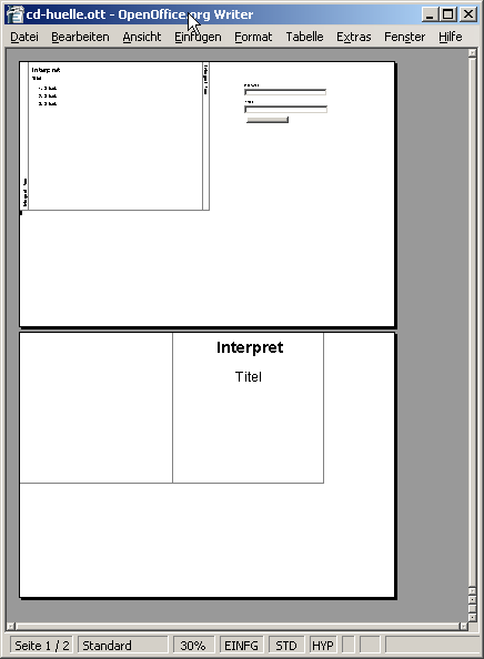 tipps zur textverarbeitung libreoffice writer andreas borutta. Black Bedroom Furniture Sets. Home Design Ideas